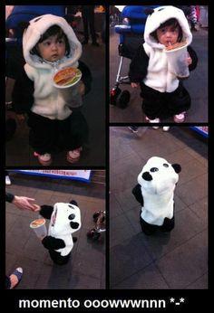 Sou um pandinha!