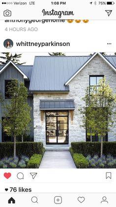 balanced farmhouse exterior