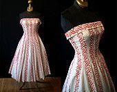 1950s dress by david hart