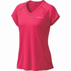 Women's Epiphany Short Sleeve @Brooks Running - Pretty and pink