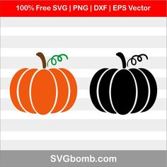 Pumpkin SVG Cut File Image Svg, Cricut Svg Files Free, Silhouette Clip Art, Freebies, Cricut Creations, Cricut Vinyl, Vinyl Projects, Vinyl Designs, Svg Cuts