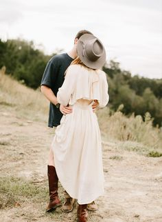 Adventurous Engagement Session - Inspired By This