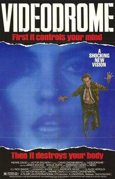 Videodrome, 1983