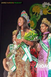 United Nations Pageants : Charlene Roberts of Jamaica won Ms United Nations ...