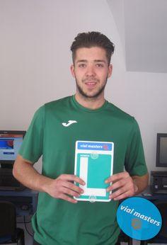Adams se sacó el carnet de conducir en Autoescuelas Vial Mastes. ¡Enhorabuena!  * Más en http://vialmasters.es.