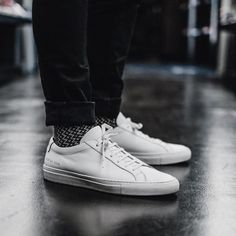 Common Projects Achilles Low Herrfrisyrer Mode bb9ff3f8c2235