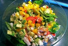 i will definitely be trying this soon!  Fast Paleo » Sweet Chili Lobster & Avocado Salad - Paleo Recipe Sharing Site