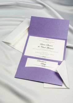 Looking for DIY Amethyst Shimmer Horizon Pocket Folder cards? Check out our Amethyst Shimmer Horizon Pocket Folder . Pocket Wedding Invitations, Printable Wedding Invitations, Diy Invitations, Invitation Cards, Wedding Cards, Diy Wedding, Wedding Ideas, Do It Yourself Wedding, Response Cards
