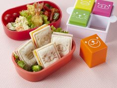 $14 - Square Animal Sandwich and Cookie Cutter - Little Bento World