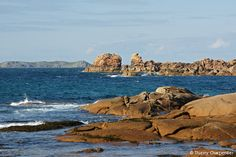 Tregastel Photo Retouching, How Beautiful, Brittany, Marines, Images, France, World, Water, Outdoor