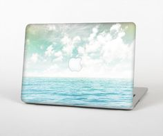 The Paradise Vintage Waves Skin for the Apple MacBook Air - Pro or Pro with Retina Display (Choose Version)