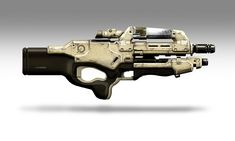 M-96 Mattock Heavy Rifle from Mass Effect 2