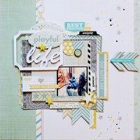 A Project by lilithee from our Scrapbooking Gallery originally submitted 11/29/12 at 01:21 PM