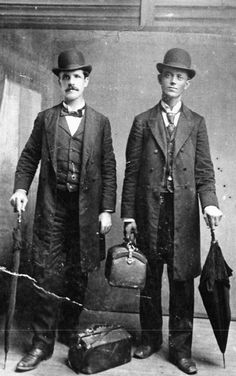 Early Mormon missionaries in Mississippi, 1897. Courtesy Utah Historical Society