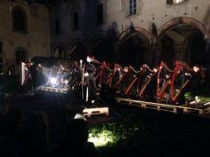 Concerto di arpe celtiche