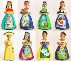 I collect Najaco dolls.  I LOVE their beauty and individuality.