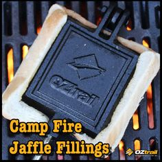 Who loves a good camp fire jaffle? Jaffles are one of the easiest meals to make whilst camping. Here are some easy delicious recipes to try out! Easy Delicious Recipes, Yummy Food, Tasty, No Yeast Bread, Easy Food To Make, Baked Beans, Dessert Recipes, Desserts, Easy Meals