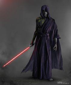 Sith by concept designer Andres Parada.