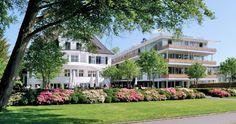 Hotel Riva am Bodensee - stilvolle Jugenstil Villa und modernes Designerhaus  #Bodensee