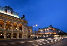 10 of the world's most iconic hotels- hotel Bristol, Vienna