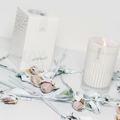 The Celebration candle by ECOYA - For occasions that deserve remembering.  Shop here: http://ecoya.com/home-fragrance/candles/jars/celebration-candle-jar/white-musk-and-warm-vanilla/