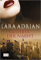 BeatesLovelyBooks: [Buchserie] Midnight Breed Reihe von Lara Adrian
