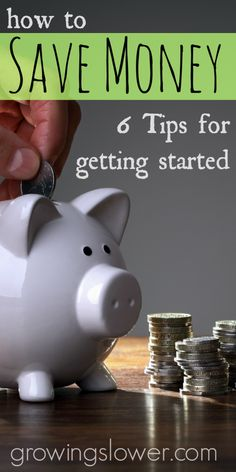 I love this post on how to get started with saving money. It has a super inspirational story of how this mom affords to be a stay at home mom and still live debt free!