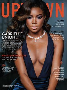 Gabrielle Union Uptown Magazine January 2015