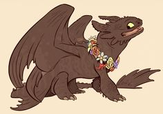 """justjacksart: """" I heard were appreciating some dragons! I'm proud of my son and I appreciate him very much. """" Httyd Dragons, Cute Dragons, Fantasy Creatures, Mythical Creatures, Night Fury Dragon, Dragon Movies, Dragon Trainer, Beautiful Dragon, Dreamworks Animation"""