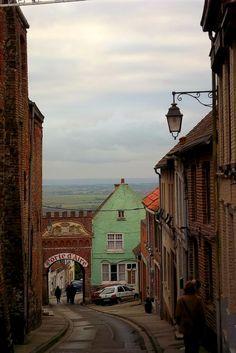 cassel, nord-pas-de-calais, france | villages and towns in europe + travel destinations #wanderlust