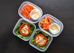 No-Cook Meal Prep for the 1,200–1,500 Calorie Level   BeachbodyBlog.com