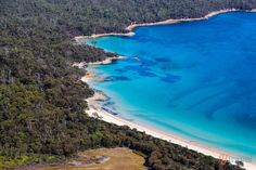 .Hazards Beach - Tasmania.