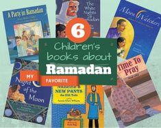 6 favorite children's books about Ramadan