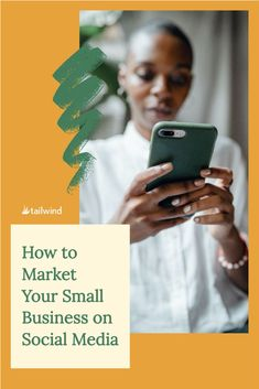 Marketing your small business on social media can be daunting when you're just starting out. Here are key things to do as you get started! Social Business, Business Advice, Small Business Marketing, Content Marketing, Social Media Marketing, Facebook Ads Manager, Social Media Trends, Successful Online Businesses, Pinterest For Business