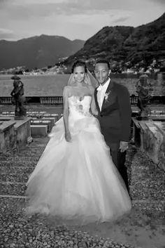 One Couture Bride: Celebrity Inspiration: John Legend and Chrissy Teigen