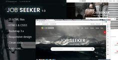 jobseeker - Job Portal HTML Template (Site Templates) - http://wpskull.com/jobseeker-job-portal-html-template-site-templates/wordpress-offers