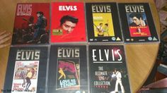 Elvis DVDs for Sale on Buy Sell or Trade Ireland