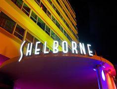 Tell Steve McGarrett we found Shelborne - at Beach Resort Miami  1801 Collins Avenue