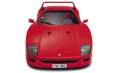 Extreme machine 1987 Ferrari F40