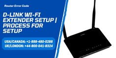 Now find the simple steps to D-Link Wifi Extender Setup. Need any instant help, no need to worry get in touch with our experts on toll-free helpline numbers at USA/Canada: +1-888-480-0288 and UK/London: +44-800-041-8324 to fix a router. Our experienced experts available 24*7 hour for you. Best Router, Wifi Extender, Wireless Lan, Tp Link, Numbers, Coding, Canada, London, Touch