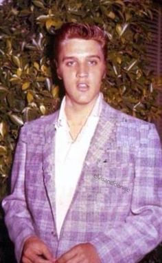 Elvis LA 1956