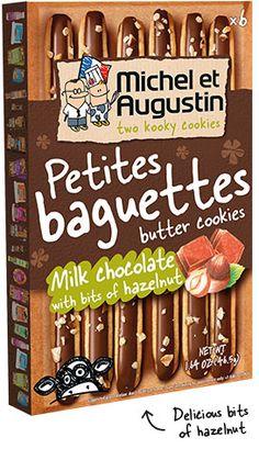 Michel et Augustin - Two kooky cookies