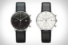 Max Bill x Junghans Chronoscope Watch $2,000