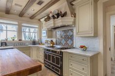 'Real Housewife' Erika Jayne's Pasadena Home Price Chopped to $10M | American Luxury Home Decor Inspiration, Kitchen, Cooking, Kitchens, Cuisine, Cucina