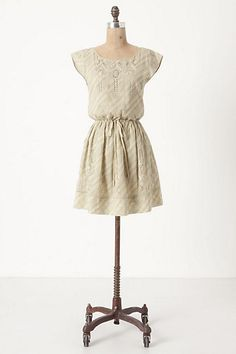 Anthropologie always gets it right :)