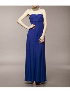 Empire Waist Prom Dress