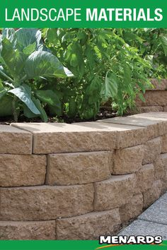 The Crestone Beveled retaining wall blocks are designed for building strong, stable retaining walls. They are functional, durable and allow for fast installation. Besides retaining walls, Crestone Beveled blocks are perfect for Curved Walls, Straight Walls, Garden Walls, Fire Pits, and just about any residential landscape project. Retaining Wall Blocks, Retaining Walls, Garden Walls, Curved Walls, Landscape Materials, Block Wall, Fire Pits, Building Materials, Be Perfect