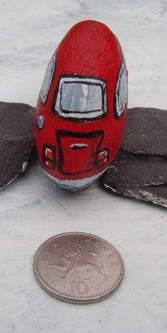 Red Car 1 Rear