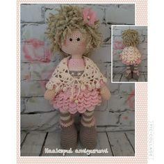 Nog een Hanne gemaakt maar nu met andere kleding en haar   https://www.marrotdesign.nl/product/noors-meisje-hanne.html