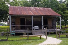 Slave House, Laura Plantation, Vacherie, LA